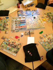 Freitags-Spieleabend @ Sucht- und Wendepunkt e.V.